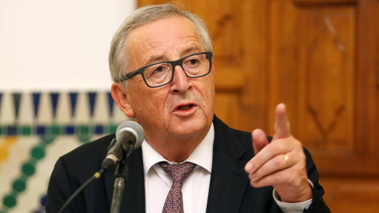 Γιούνκερ: Βραδεία πρόοδος με την Βρετανία για το Brexit