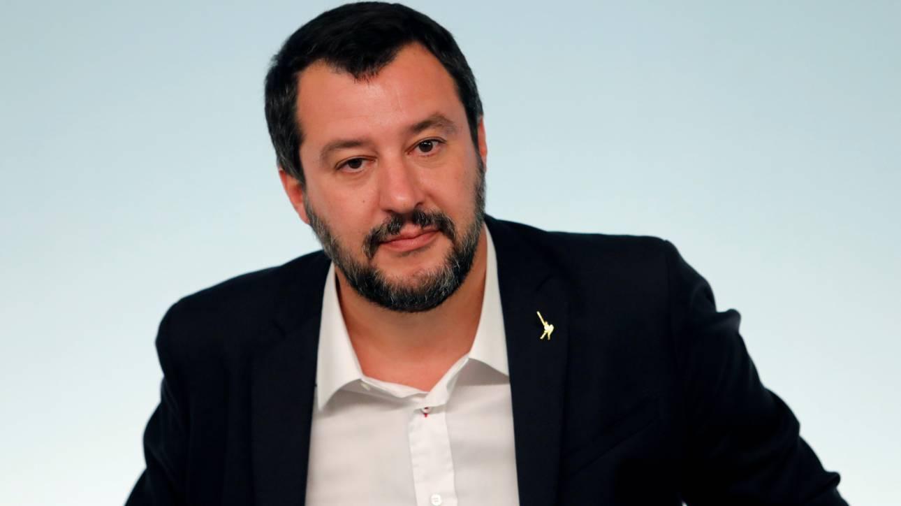 Σαλβίνι: Μπορούμε να μπλοκάρουμε ευρωπαϊκές δραστηριότητες και προϋπολογισμούς