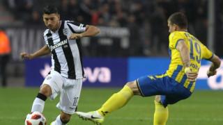 Ο ΠΑΟΚ νίκησε με 2-1 στην Τούμπα τον Παναιτωλικό