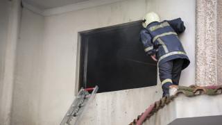 Φωτιά σε σπίτι στη Λάρισα – Απεγκλωβίστηκε ηλικιωμένη γυναίκα