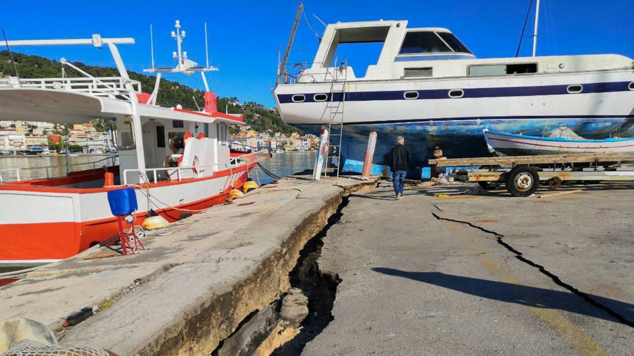 Σεισμός Ζάκυνθος: Νέα δόνηση στο νησί