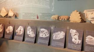 Αντίγραφα αρχαίων ελληνικών μουσικών οργάνων φιλοξενούνται στο μουσείο της Αρχαίας Νικόπολης