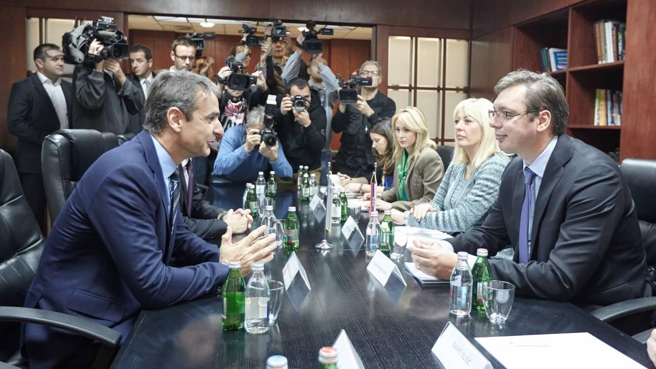 Στη Σερβία σήμερα ο Κυριάκος Μητσοτάκης: Το πρόγραμμα του προέδρου της ΝΔ