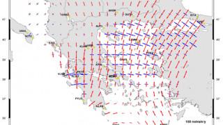Εθνικό Αστεροσκοπείο: Χαρτογράφησαν πρώτη φορά την τεκτονική παραμόρφωση στη Γη
