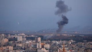 Λωρίδα της Γάζας: Πυρά όλμων κατέστρεψαν ένα λεωφορείο στην ισραηλινή πλευρά