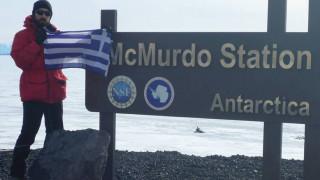 Ένας Έλληνας σε αποστολή της ΝASA για μετεωρίτες στην Ανταρκτική