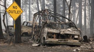 Ανεξέλεγκτη μαίνεται η πιο φονική πυρκαγιά στην ιστορία της Καλιφόρνια
