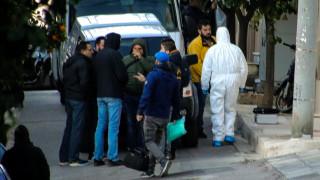 Εκρηκτικός μηχανισμός στον Βύρωνα: Δεν έχω δεχθεί απειλές, λέει ο Ντογιάκος (pics+vid)