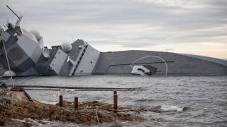 Βυθίζεται η φρεγάτα του Πολεμικού Ναυτικού της Νορβηγίας