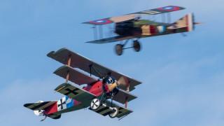 Τα αεροπλάνα του Α' Παγκοσμίου Πολέμου πετούν ξανά
