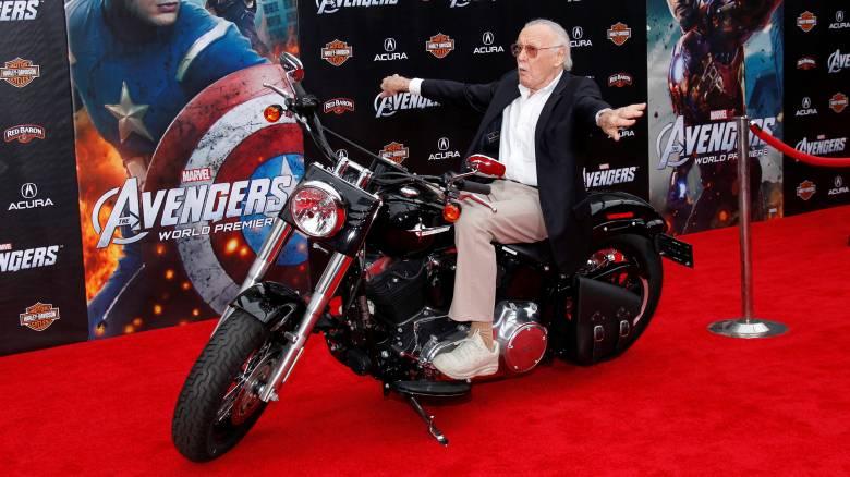 Ο «πατέρας» της Marvel και οι cameo εμφανίσεις του
