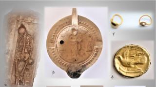 Σπουδαία ευρήματα: Στο φως η αρχαία Τενέα στο Χιλιομόδι Κορινθίας