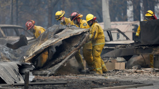 Καλιφόρνια: Αυξήθηκαν οι νεκροί της φονικότερης πυρκαγιάς στην ιστορία της Πολιτείας