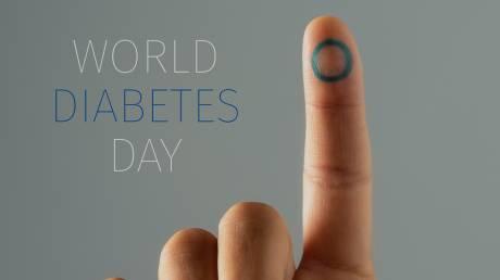 Παγκόσμια Ημέρα Διαβήτη 2018: Κάντε το τεστ αξιολόγησης κινδύνου!