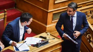 Συνταγματική Αναθεώρηση: Σύγκρουση αρχηγών στη Βουλή