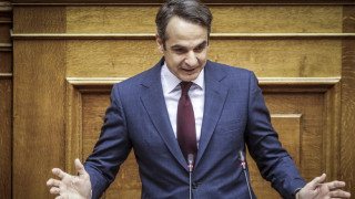 Μητσοτάκης: Ο Τσίπρας σήμερα εμφανίζεται συναινετικός αλλά έχει προσχωρήσει στο δόγμα Πολάκη