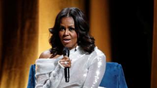 Sold out η εκδήλωση της Μισέλ Ομπάμα στο Παρίσι