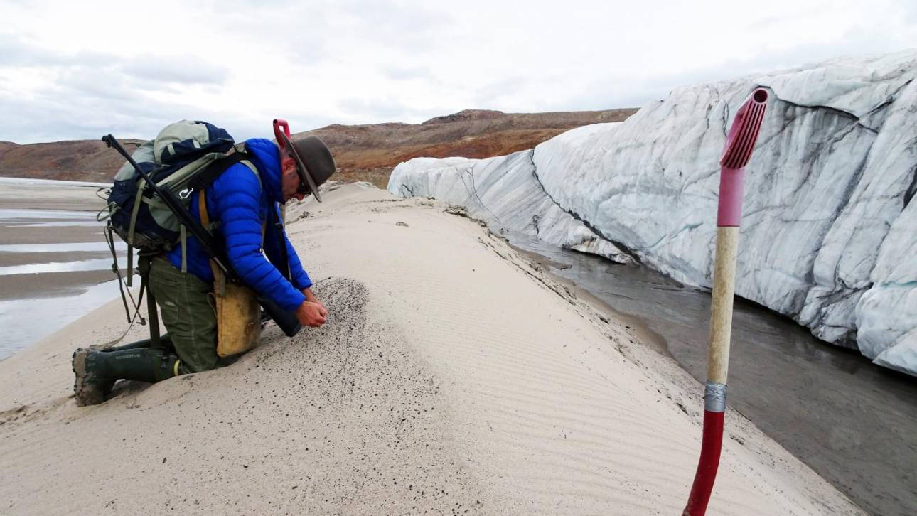 Εντυπωσιακή επιστημονική ανακάλυψη: Βρέθηκε κρατήρας με μέγεθος μεγαλύτερο της Αττικής