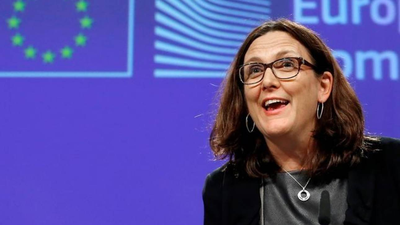 Μάλμστρομ: Η Ευρώπη θα ανταποδώσει εάν η Ουάσιγκτον επιβάλλει επιπρόσθετους δασμούς