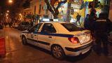 Επίθεση με μολότοφ στο αστυνομικό τμήμα της Θήβας