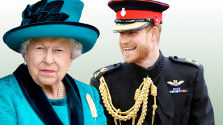 Χάρι όπως Νταϊάνα: εκθρονίζει τη βασίλισσα ως ο πρίγκιπας του λαού της Βρετανίας