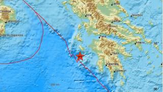 Ζάκυνθος: Δύο σεισμικές δονήσεις σημειώθηκαν στο νησί