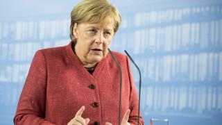 Ικανοποίηση Μέρκελ για Brexit: Το χειρότερο θα ήταν να μην υπάρχει συμφωνία