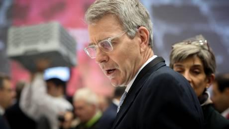 Πάιατ: Οι ΗΠΑ θα δουλέψουν σκληρά για την εφαρμογή της Συμφωνίας των Πρεσπών