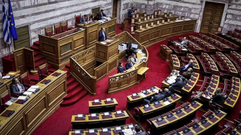 Βουλή: Ψηφίστηκαν τα μέτρα για τους πυρόπληκτους της Αττικής και ο μειωμένος ΦΠΑ στα νησιά