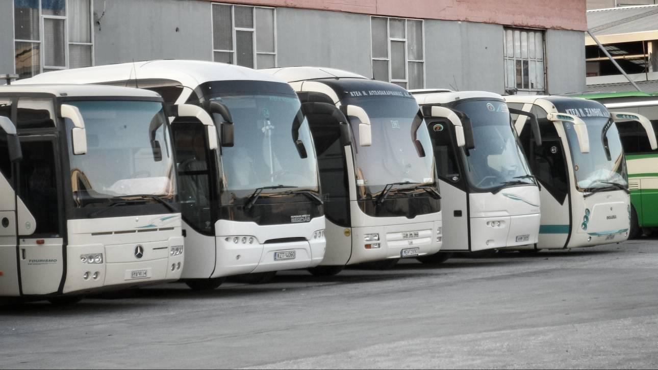 Κρήτη: Οδηγός λεωφορείου μετέφερε μεθυσμένος μαθητές