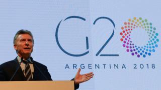 Αργεντινή: Ξεσηκωμός στο Μπουένος Άιρες για τη σύνοδο κορυφής των G20