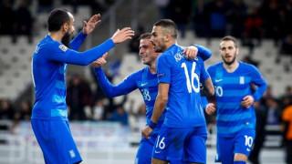 Nations League: Πήρε τη νίκη, αλλά έχασε την πρωτιά η Εθνική