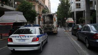 Νεκρός ο οδηγός του απορριμματοφόρου που ανετράπη στα Άνω Λιόσια