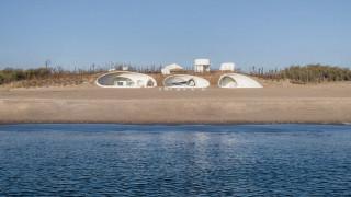 Θαμμένο σε αμμόλοφο: το νέο μουσείο της Κίνας