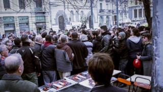 ΣΥΡΙΖΑ για προπηλακισμό στελεχών του: Η εξέγερση του Νοέμβρη δεν έχει ιδιοκτήτες