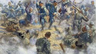 Α' Παγκόσμιος: το ματωμένο πεδίο μάχης του Βερντέν υπενθυμίζει στην Ευρώπη τον εφιάλτη