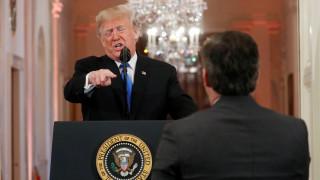 Δικαστήριο σε Λευκό Οίκο: Επιστρέψτε τη διαπίστευση του δημοσιογράφου του CNNi