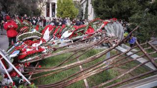 Πολυτεχνείο 2018: «Αστακός» η Αθήνα – Στους δρόμους 5.000 αστυνομικοί