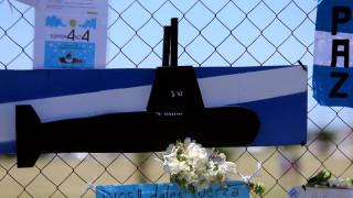 Αργεντινή: Οι πρώτες φωτογραφίες από το βυθισμένο υποβρύχιο «San Juan»