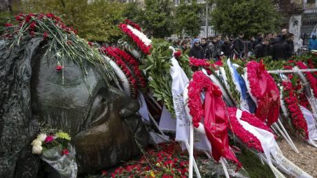 Πολυτεχνείο 2018: «Ελληνικέ λαέ μας σκοτώνουν. Κατέβα στους δρόμους», η Τόνια Μοροπούλου θυμάται