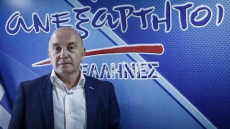 Τοσουνίδης στο CNN Greece: Οι Ανεξάρτητοι Έλληνες στηρίζουν την Εκκλησία