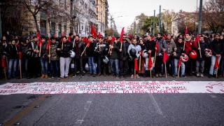 Πολυτεχνείο 2018: Έκλεισαν οι πύλες του Πολυτεχνείου - Στις 15:00 η πορεία