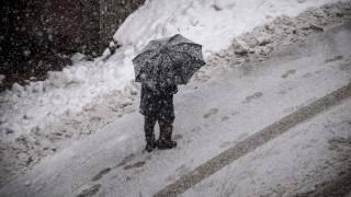 Καιρός: Νεφώσεις και βροχές σε πολλές περιοχές της χώρας