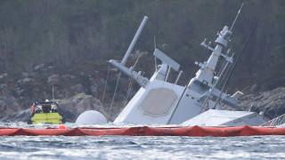 Το λάθος του Πολεμικού Ναυτικού της Νορβηγίας που οδήγησε στη βύθιση της φρεγάτας