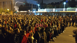 Πολυτεχνείο 2018: Μεγαλειώδης πορεία για την 45η επέτειο της 17ης Νοεμβρίου