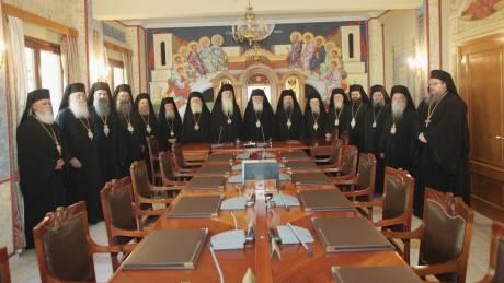 «Βυζαντινισμοί» με φόντο τη διαδοχή Ιερώνυμου