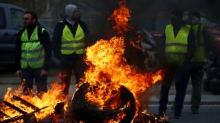 Πάνω από 200.000 «κίτρινα γιλέκα» στους δρόμους της Γαλλίας
