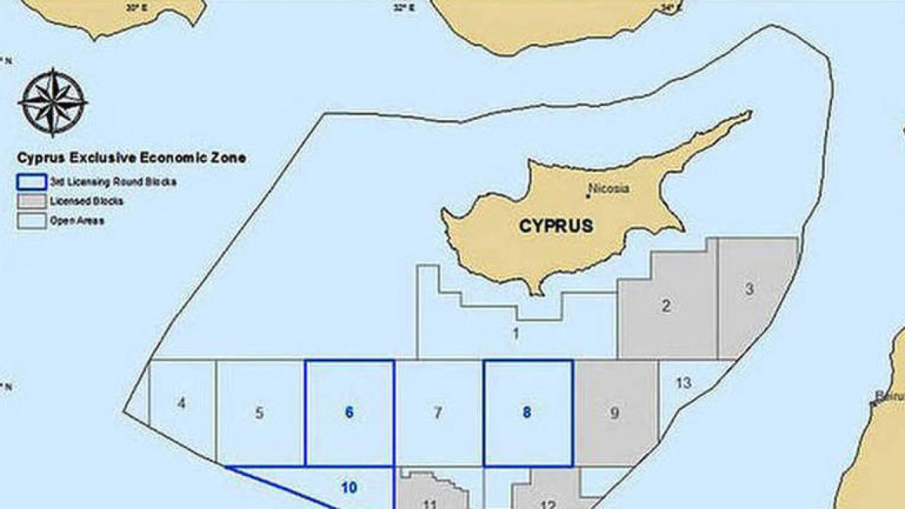 Αμετακίνητες οι ΗΠΑ στην υποστήριξη των δικαιωμάτων της Κύπρου στην ΑΟΖ της