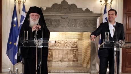 Οι επόμενες κινήσεις του Μαξίμου για τη συμφωνία με την Εκκλησία