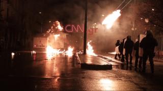 Πολυτεχνείο 2018: Πεδίο μάχης τα Εξάρχεια - Συνεχίζονται τα επεισόδια